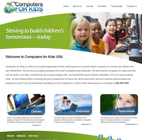 Computers for Kids USA