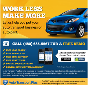 Auto Transport Plus